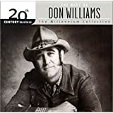 The Best of Don Williams: 20th Century Masters (Millennium Collection) ~ Don Williams