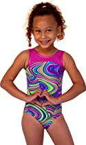 Dizzy Gymnastics Leotard (Adult Small)