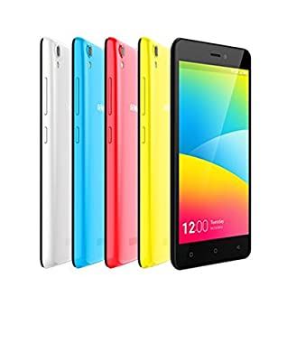 Gionee P5w 16GB Black 3G