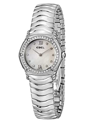 Ebel Classic Wave Women's Quartz Watch 9090F29-971025