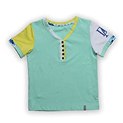 Lilliput Baby Boys T-Shirts (8907264061384_Blue_18-24 Months)