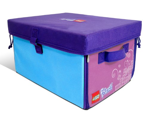 Neat-Oh! LEGO Friends ZipBin 1000 Brick Toy Box (Lego Friends Storage compare prices)