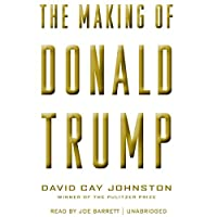 The Making of Donald Trump audio book