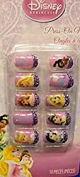 Disney Princess Press-On Artificial Nails by Disney