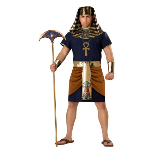 Pharaoh Costume - XX-Large - Chest Size 50-52