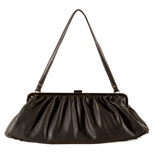 Folter Black Bombshell Retro Handbag Purse