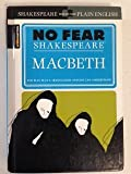 Macbeth (No Fear Shakespeare) (1411400437) by SparkNotes Editors