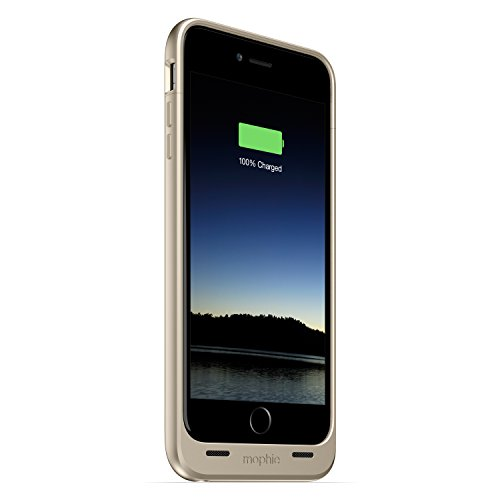 mophie juice pack for iPhone 6 Plus/6s Plus (2,600mAh) - Gold