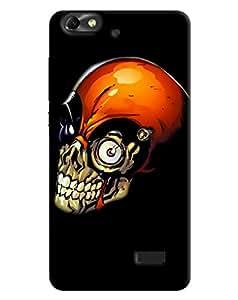 FurnishFantasy 3D Printed Designer Back Case Cover for Huawei Honor 4C