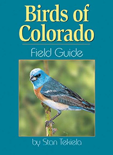 Birds of Colorado Field Guide