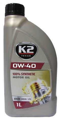 Motoröl Öl vollsynthetisch 1l 0W-40 BENZIN