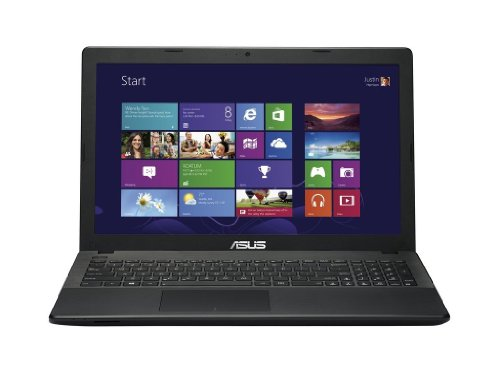 Asus X551MA-SX030H 15.6-inch Notebook (Intel Celeron N2815 1.86GHz, 4GB DDR3 RAM, 500GB HDD, DVD-RW, Wi-Fi, Webcam, Bluetooth, Windows 8 64-bit)