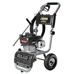 Factory-Reconditioned Karcher G2600VHR 2,600 PSI 2.3 GPM Gas Pressure Washer