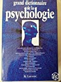 img - for Grand dictionnaire de la psychologie (French Edition) book / textbook / text book