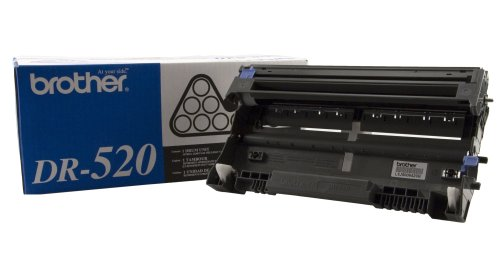 Brother DR520 (25,000 YLD) Replacement Drum Cartridge