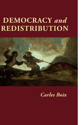 Democracy and Redistribution (Cambridge Studies in...