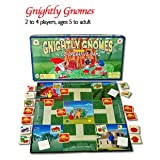 Gnomes Family Pastimes Cooperative Board Gameby Jim Deacove