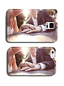 buy Holding Hands With Wedding Ring In The Sunlight Cell Phone Cover Case Other Cellphone From List Below (Send Us Message With Model After Order)