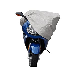 Pilot Automotive CC-6321 Silver Small Motorcycle Cover