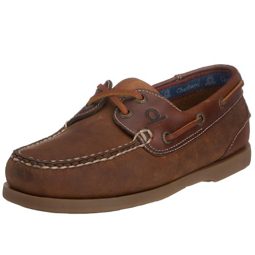 Chatham Marine Women's Bermuda Lady G2 Boat Shoe Walnut D676-050 5 UK