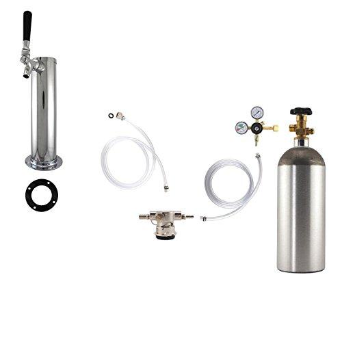 single-tap-tower-refrigerator-conversion-kit-us-sankey-coupler-chrome-tower