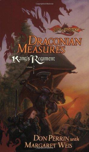 Draconian Measures: 2 (Dragonlance: Kang's Regiment)