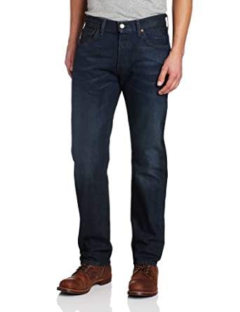 Levi's Men's 501 Original Fit Jean, On The Decks, 30x29