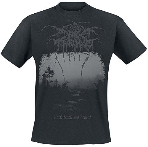 Darkthrone Black Death And Beyond T-Shirt nero XL