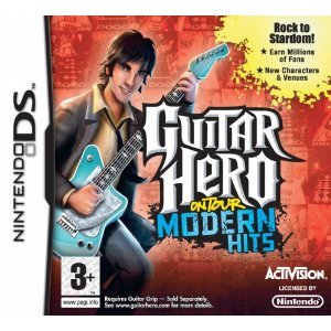 Guitar Hero On Tour Modern Hits (Nintendo DS)