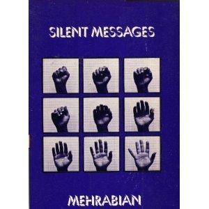 silent messages albert mehrabian pdf free download