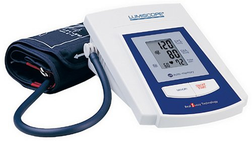 Cheap Lumiscope 1130 Digital Upper Arm Blood Pressure and Pulse Monitor, Auto Inflation (B00025H4KW)