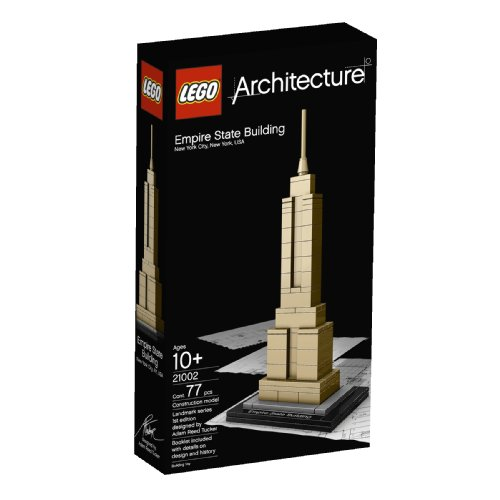LEGO Architecture Empire State Building (21002) Amazon.com