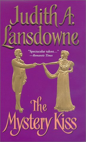 The Mystery Kiss (Zebra Historical Romance), Judith A. Lansdowne