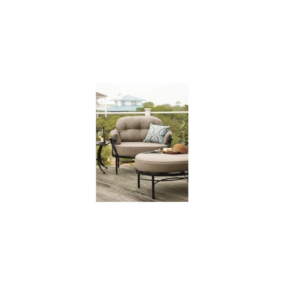 Outstanding Amalfi Cuddle Chair And Ottoman Ballard Designs On Popscreen Short Links Chair Design For Home Short Linksinfo