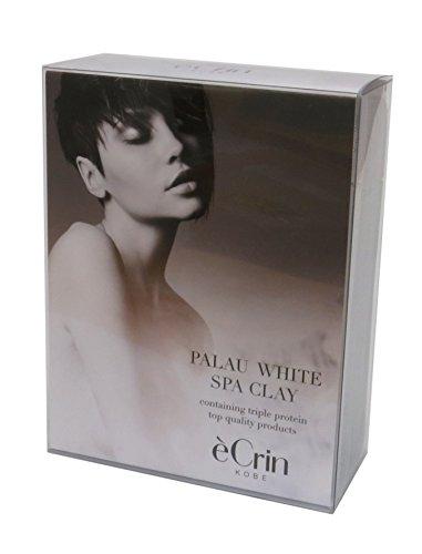 エクラン パラオホワイト スパクレイ 50g×5包 PALAU WHITE SPA CLAY