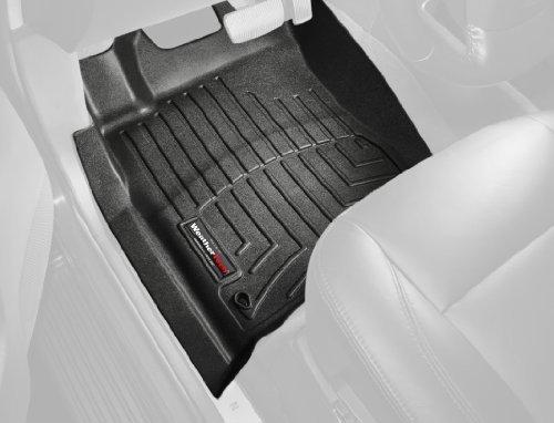 WeatherTech WTCG266136 Floor Mat Rubber Front//Rear