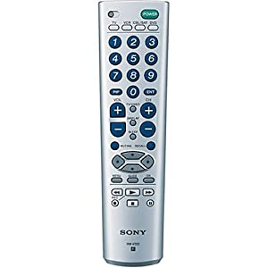 Sony Universal Remote Control Codes