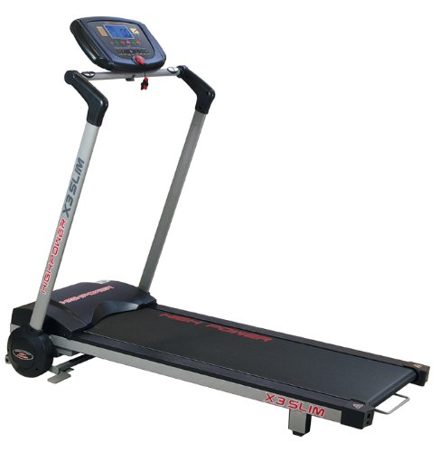 TAPIS ROULANT HIGH POWER X3 SLIM new salvaspazio