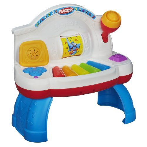 Playskool Rocktivity Rollin' Tunes Piano Toy