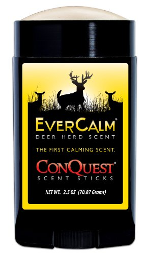 Best Review Of Conquest Scents EverCalm Deer Herd Scent Stick