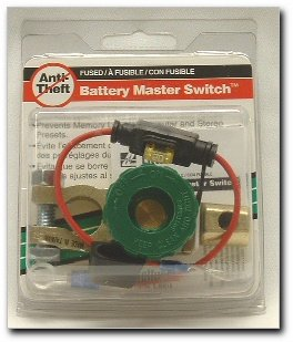 Littelfuse ATD300BP ATD Anti-Theft Battery Master Switch
