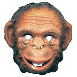 Rubie's Costume Co Animal Mask-Monkey Costume