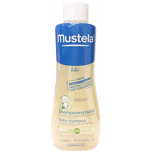Mustela shampoo bébé camomilla 500ml (origine Italia)