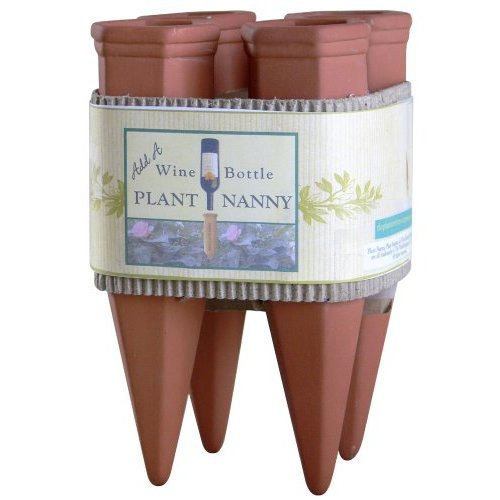 Recycle a Wine Bottle Plant Nanny Stake Set of 16 цены онлайн