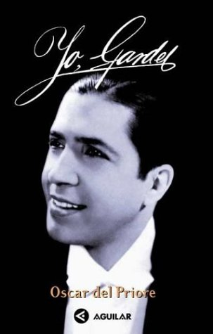 Yo Gardel Book and CD Spanish Edition