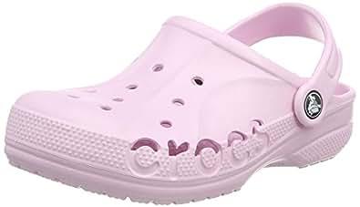 crocs Baya, Unisex-Kinder Clogs, Pink (Ballerina Pink 6GD), 27-29 EU (C10-11 Unisex-Kinder UK)