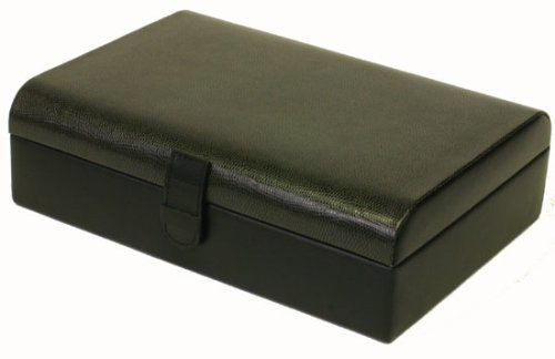 Watches and Jewelry Box Leather Storage Case