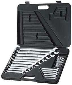 Craftsman Wrench Set Combo SAE 26 Pc w/Case | large combination