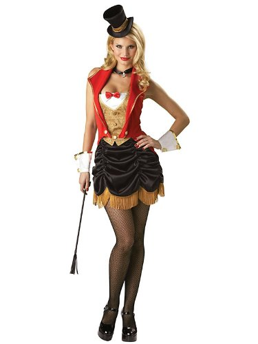 Three Ring Hottie Costume - X-Small - Dress Size 0-2
