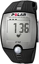 Polar FT2 Heart Rate Monitor (Black)